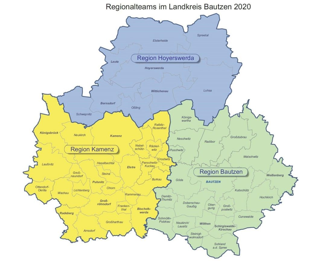 Regionalraumarbeit